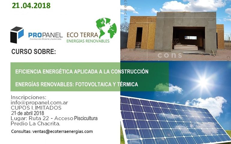 Curso Energias renovables