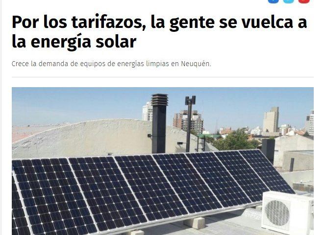 Entrevista Ecoterra Diario LM Neuquen