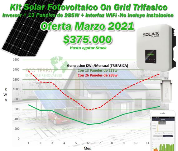 Oferta 2021 On grid TRIFASICO copia